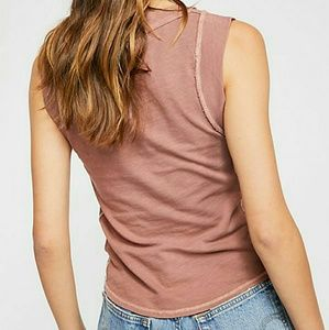 Free People Tops - NWT Free People Go To Tank